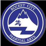 rocket city martial arts logo
